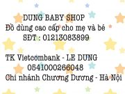 Dung Baby Shop